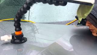 Paintless dent repair training video(Paintless dent repair in action on an 02 Volkswagen Passat., 2014-04-17T05:13:34.000Z)