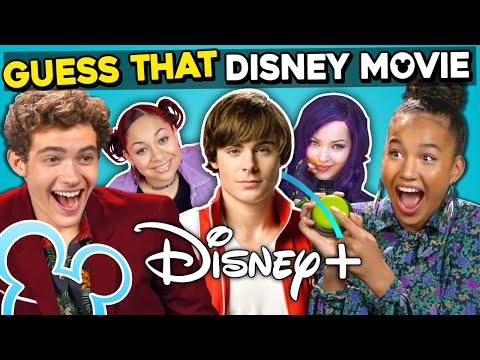 High School Musical The Series Cast Guesses Disney Channel Original Movies
