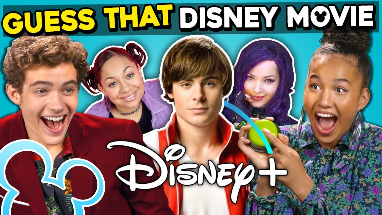 High School Musical The Series Cast Guesses Disney Channel Original Movies Youtube
