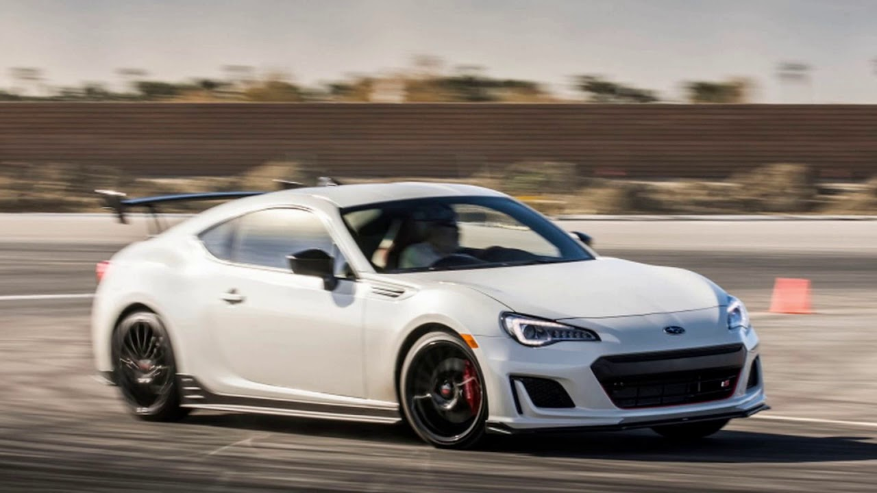 2018 Subaru BRZ TS Convertible First Drive Review - YouTube