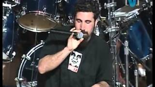 Toxicity -  System Of A Down  [Live]