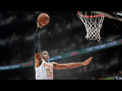 Al Horford: Top 10 Dunks as an Atlanta Hawk