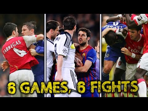 10 Footballers Who Have BRUTAL Rivalries!