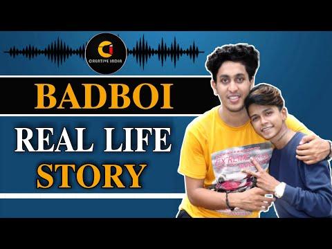 @Badboi. _27 Real Life Story 😎💪   Part -1   Creative India  
