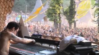 Eat Static LIVE @ Ozora Festival 2015 [Full Video]
