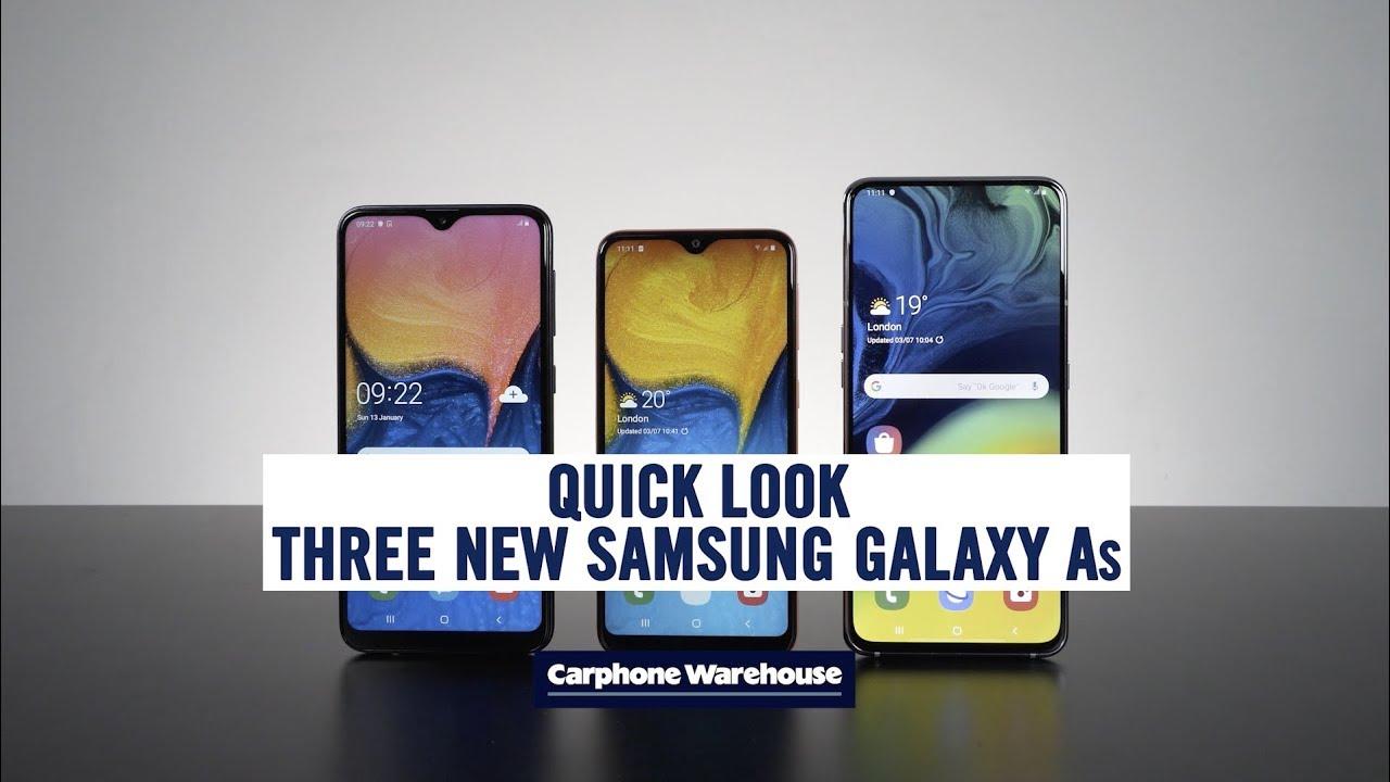 low priced c57c6 70fc1 Samsung Galaxy A-series