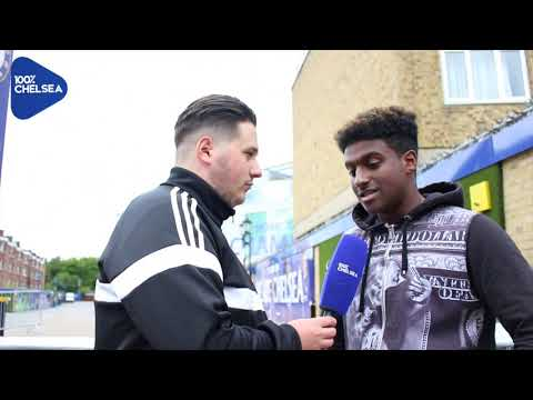 LEWIS GOES IN ON ARSENAL! || CHELSEA VS ARSENAL FAN PREVIEW