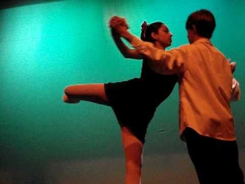 """""""Ballet  Pamela Lima-Festival 2010-""""Adalberto Poli E Giovana Fernandes"""