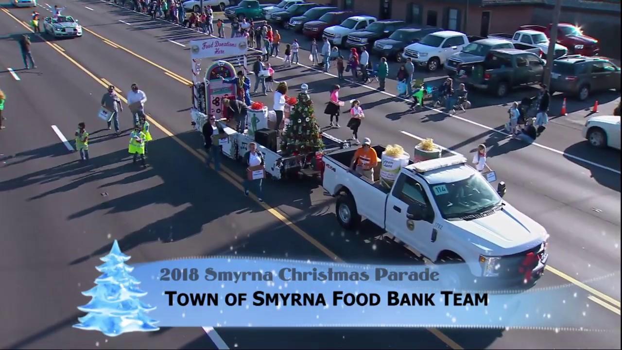 Smyrna Christmas Parade 2019 2018 Smyrna Christmas Parade   YouTube