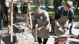 Стальная грань XVI - Уроки кузнечного ремесла