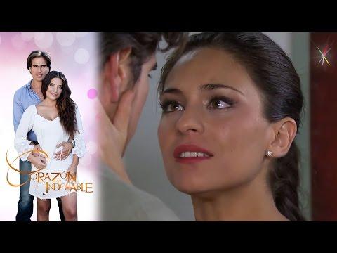 María Alejandra le pide a Octavio que no se case con Doris   Corazón indomable - Televisa