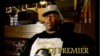 Exclusive Interview with DJ Premier & Bumpy Knuckles aka Freddie Foxxx KOLEXXXION Tour In Canada