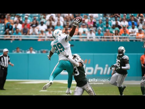 Julius Thomas - INSANE CATCH OF THE YEAR? | dolphins vs jets