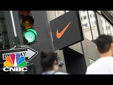 The Debate On Nike | Trading Nation | CNBC