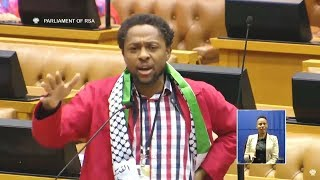 Dr Ndlozi Ask Deputy Minister Of Finance A Difficult question