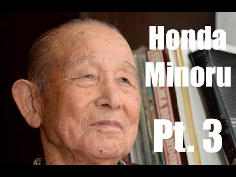 Japanese Ace Interviews: Honda Minoru (Part 3)