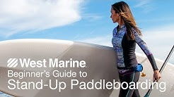 Beginner's Guide to Stand-Up Paddleboarding