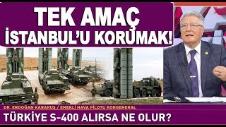 Dikkat çeken İstanbul tespitleri!! S 400 Türkiye için neden önemli?