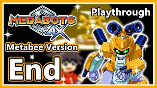Medabots AX - Metabee Version - Part 5 (HD 1080p)