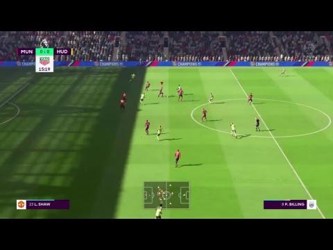 видео: Карьера за Манчестер Юнайтед #27