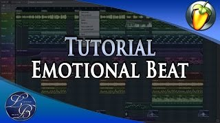tutorial how to make a sad piano emotional hip hop beat in 7 min in fl studio