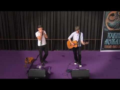 Paul Kelly & Neil Finn - Into Temptation at Sydney Opera House