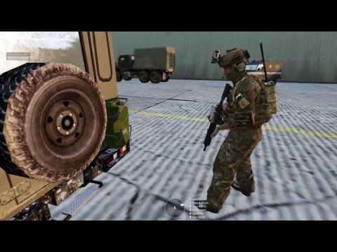 ARMA 3 misja bardzo nieoficjalna