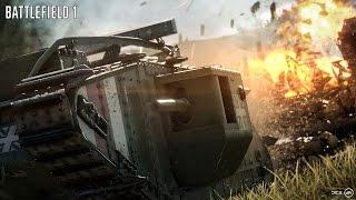 Battlefield 1 — Танки Первой мировой войны