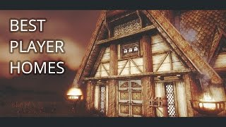 SKYRIM - 10 BEST PLAYER HOME MODS
