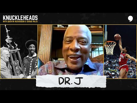Julius Erving AKA Dr. J Joins Q and D | Knuckleheads S6: E15 | The Players' Tribune