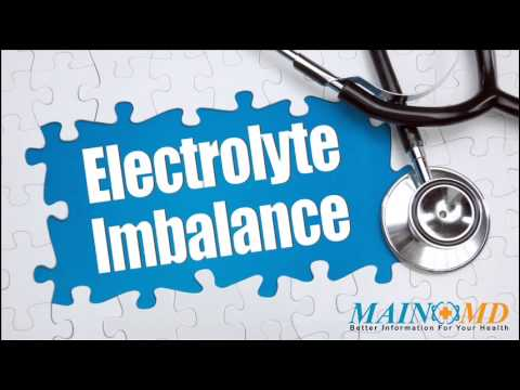 electrolyte imbalance ¦ treatment and symptoms - youtube, Skeleton