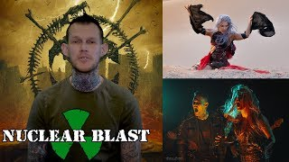 CARNIFEX - About No Light Shall Save Us feat. Alissa White-Gluz OFFICIAL INTERVIEW