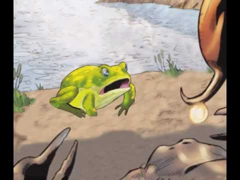 The scorpion and the frog story