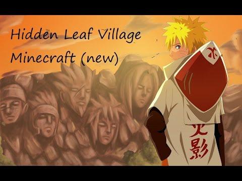 Hidden Leaf Village Minecraft (new Update)