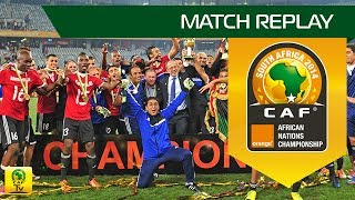 Libya - Ghana (Match) | CHAN Orange 2014 | 01.02.2014 | FINAL