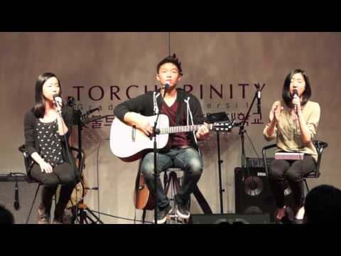 Oceans (cover) - Yena Cho, Paul Chang, & Leena Cho