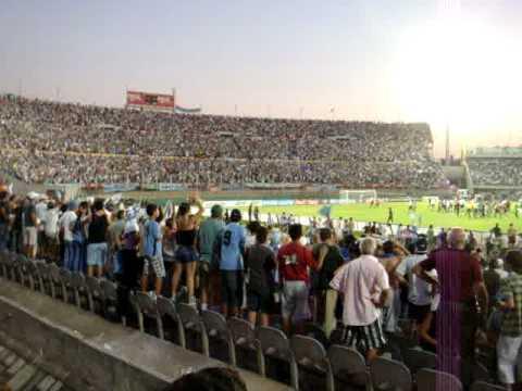 Uruguay vs Paraguay Post-Game
