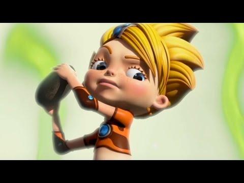 Алиса знает, что делать! 2 серия - ОПАСНЫЕ ИЛЛЮЗИИ - Мультик для детей