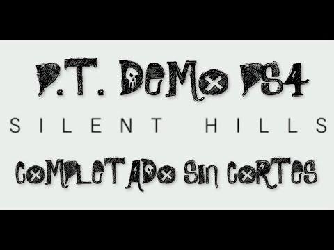 Silent Hill P.T. Demo PS4 Gameplay completado sin cortes