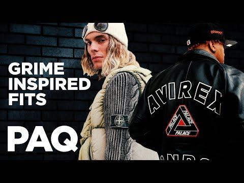 PAQ Ep #14 - Finding the Best Fits Inspired by Grime Style and Culture