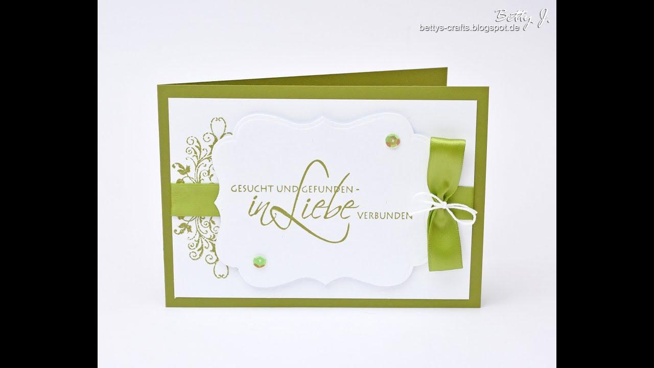 Hochzeitsserie Gesucht und gefunden in Grün Weiß