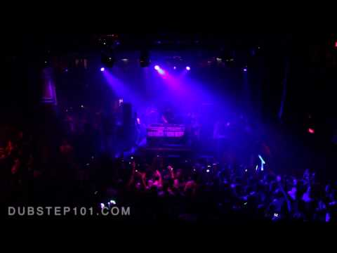 """NERO LIVE DUBSTEP PLAYING """"I CAN'T STOP"""" BY FLUX PAVILION & """"CRUSH ON YOU"""""""