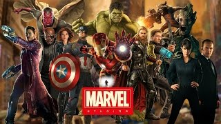 Marvel Cinematic Universe | Phase 1 & 2 Trailer