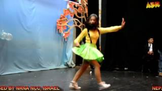 "Teriya Magar in Isarel ""CHURA K DIL MERA"" (NEPALI NEW YEAR 2073 DHAMAKA)"