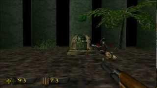 Turok: Dinosaur Hunter PC Gameplay HD