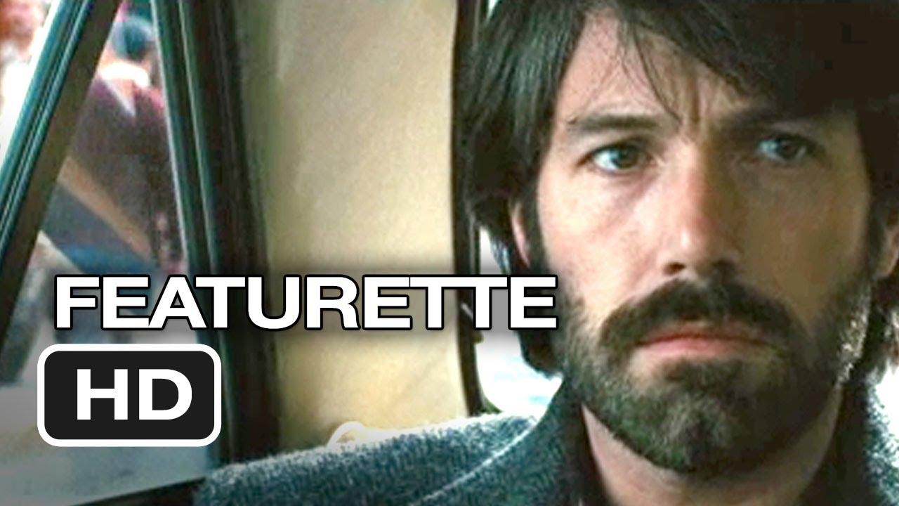 Argo Featurette #1 (2012) - Ben Affleck Movie HD - YouTube