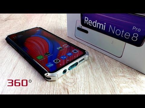 360 градусов чехол Redmi Note 8 Pro.😲ОФИГИТЕЛЬНЫЙ Алюминиевый чехол redmi