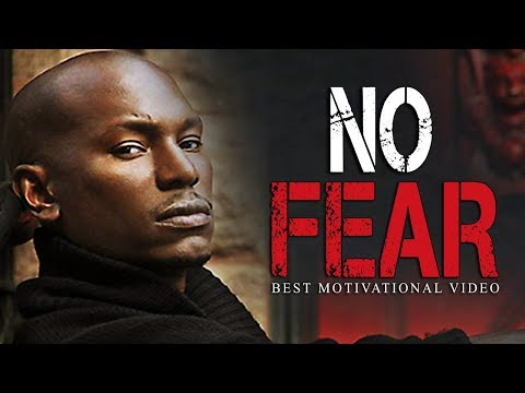NO FEAR - One of the Best Motivational Speech Videos of All Time (New 2017)