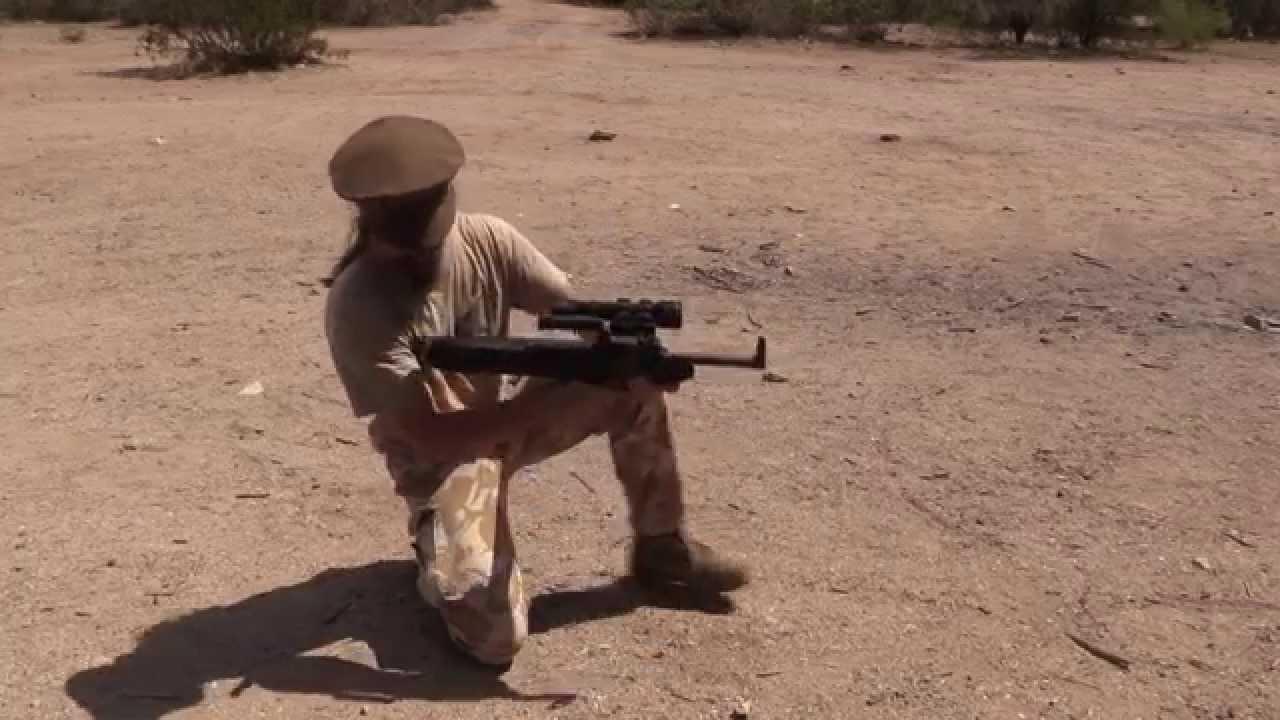 The Awkward '80s Mossberg 500 Bullpup Shotgun (VIDEOS