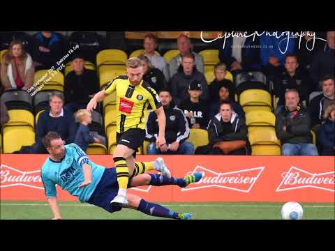 Emirates FA Cup - Harrogate Town 3-0 Penistone Church FC - 16th September 2017